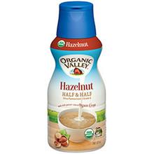 Hazelnut 6 of 16 OZ By ORGANIC VALLEY