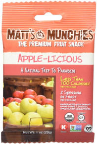Apple-Licious 12 of 1 OZ By MATT`S MUNCHIES