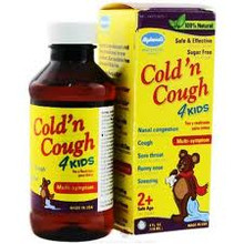 Cold n Cough 4 OZ Hylands Homeopathic Remedies
