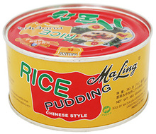MaLing Rice Pudding 13.5 oz  From MaLing