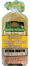 Sprtd Honey Wheat Flax Omega3 12 of 18 OZ By ALPINE VALLEY