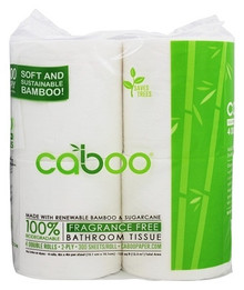 2-Ply 300 Sheets 10 of 4 CT By CABOO
