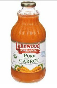 Carrot, Pure, 12 of 32 OZ, Lakewood