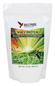 Whey Protein Powder 16 OZ By BULLETPROOF