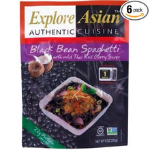 Blk Bean Spaghetti/Red Curry Sce 6 of 9 OZ By EXPLORE ASIAN