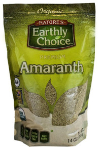 Amaranth GF 6 of 14 OZ By NATURE`S EARTHLY CHOICE