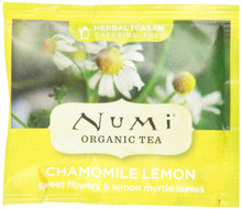 Chamomile Lemon 100 CT By NUMI TEA