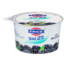 Blackberry 2% 12 of 5.3 OZ By FAGE-TOTAL
