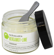 Bergomot Lime  2 OZ  By SCHMIDTS