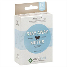 Moths 1 Pouch 8 of 2.5 OZ By STAY AWAY
