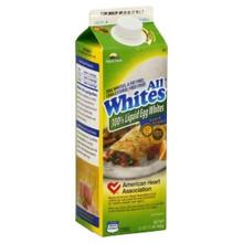 All Whites 100% Liquid Eggs 6 of 32 OZ CRYSTAL FARMS