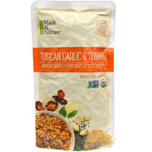 Tuscan Garlic & Tomato 6 of 8 OZ From MADE IN NATURE