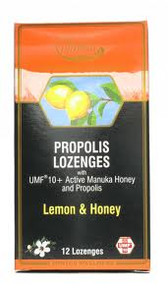 Lemon & Honey 20 CT Pacific Resources Intl
