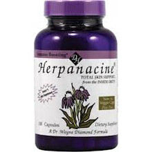 Herpanacine Skin Support System 100 CAP Diamond Herpanacine Assoc.