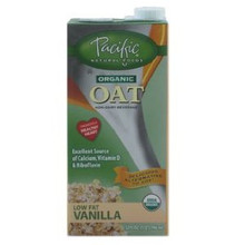 Naturally Oat, Vanilla, 12 of 32 OZ, Pacific Natural Foods