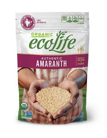 Amaranth 6 of 1 LB By ECOLIFE