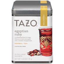 Egyptian Ruby 4 of 15 CT By TAZO