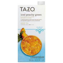 Peachy Green 6 of 32 OZ By TAZO