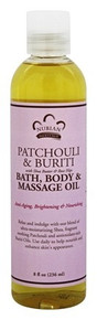 Patchouli & Buriti 8 OZ By NUBIAN HERITAGE