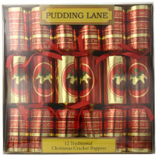 British Christmas Crackers 6 of 12 CT By PUDDING LANE