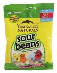Beans 12 of 2.5 OZ Yummy Earth