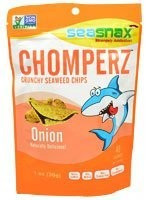 Chomperz Onion 8 of 1 OZ From SEASNAX
