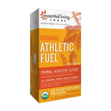 Athletic Fuel 15 of .24 OZ By ESSENTIAL LIVING FOODS