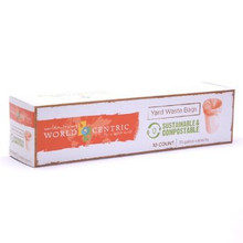 Compostable Bag 33 Gallon 12 of 5 CT By WORLD CENTRIC