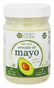 Avocado Oil Mayonnaise 6 of 12 OZ By CHOSEN FOODS