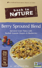 Berry Sprouted Blend 6 of 10 OZ From BACK TO NATURE