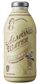 Almond Water Original 12 of 16 OZ From VICTORIAS KITCHEN