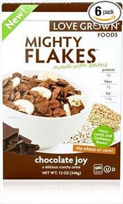 Chocolate Joy 6 of 12 OZ By LOVE GROWN FOODS