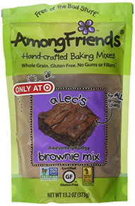 Alecs Awesome Fudgy Brownie Mix 6 of 13.2 OZ By AMONG FRIENDS