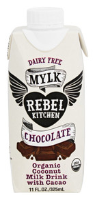 Chocolate Coconut Mylk DF 8 of 11 OZ By REBEL KITCHEN