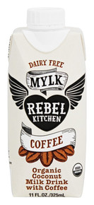 Coffee Coconut Mylk DF 8 of 11 OZ By REBEL KITCHEN
