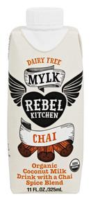 Coconut Mylk Drink/Chai Spice 8 of 11 OZ By REBEL KITCHEN