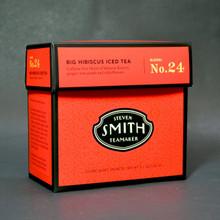 Fez,Iced Green Tea,Mint/Lemon 6 of 10 BAG By SMITH TEAMAKER