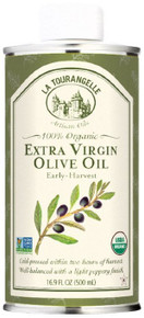 EVOO Early Harvest 6 of 16.9 OZ By LA TOURANGELLE