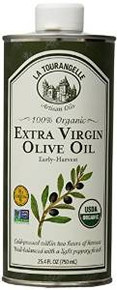 Extra Virgin Olive Oil 6 of 25.4 OZ By LA TOURANGELLE