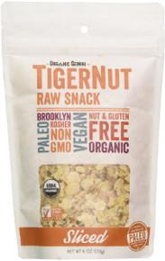 Sliced Raw Snack 12 of 6 OZ By ORGANIC GEMINI