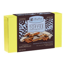 Almond Toffee w/Dark Chocolate 12 of 2 OZ By FERNCREEK CONFECTIONS
