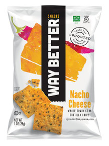 A Nacho Above 12 of 5.5 OZ By WAY BETTER SNACKS