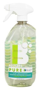 Foaming Bathroom Clnr Lem/Lime 6 of 28 OZ By BOULDER CLEANERS