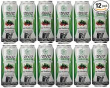 Goji Blackberry Zero Calorie 12 of 16 OZ By STEAZ