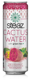 Cactus Water Original 12 of 12 OZ By STEAZ