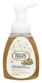 Almond Gourmande Foaming 8 OZ By SOUTH OF FRANCE