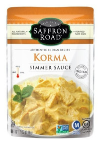 Korma 8 of 7 OZ From SAFFRON ROAD