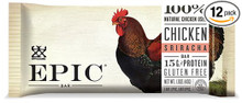 Bar Chicken Sriracha 12 of 1.5 OZ By EPIC