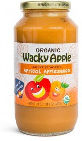 Apricot 6 of 24 OZ By WACKY APPLE