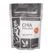 Chia Seed Powder 12 of 8 OZ By NAVITAS NATURALS